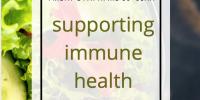 Immune Support Advert