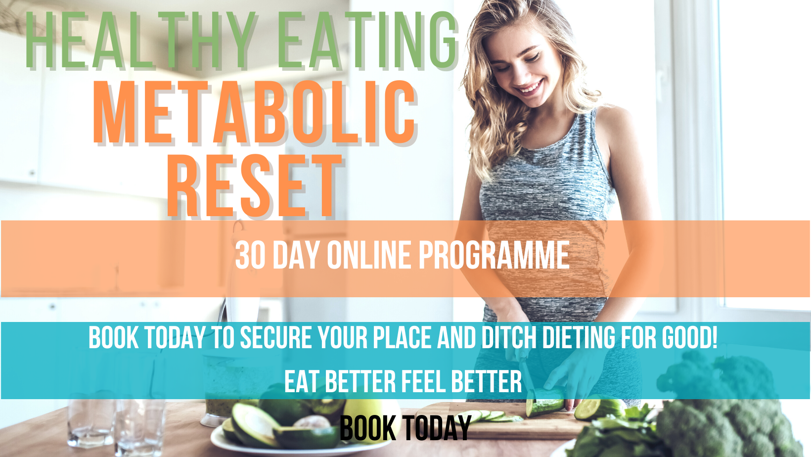 reset metabolism with healthy food eating programme online nutrition expert Evie