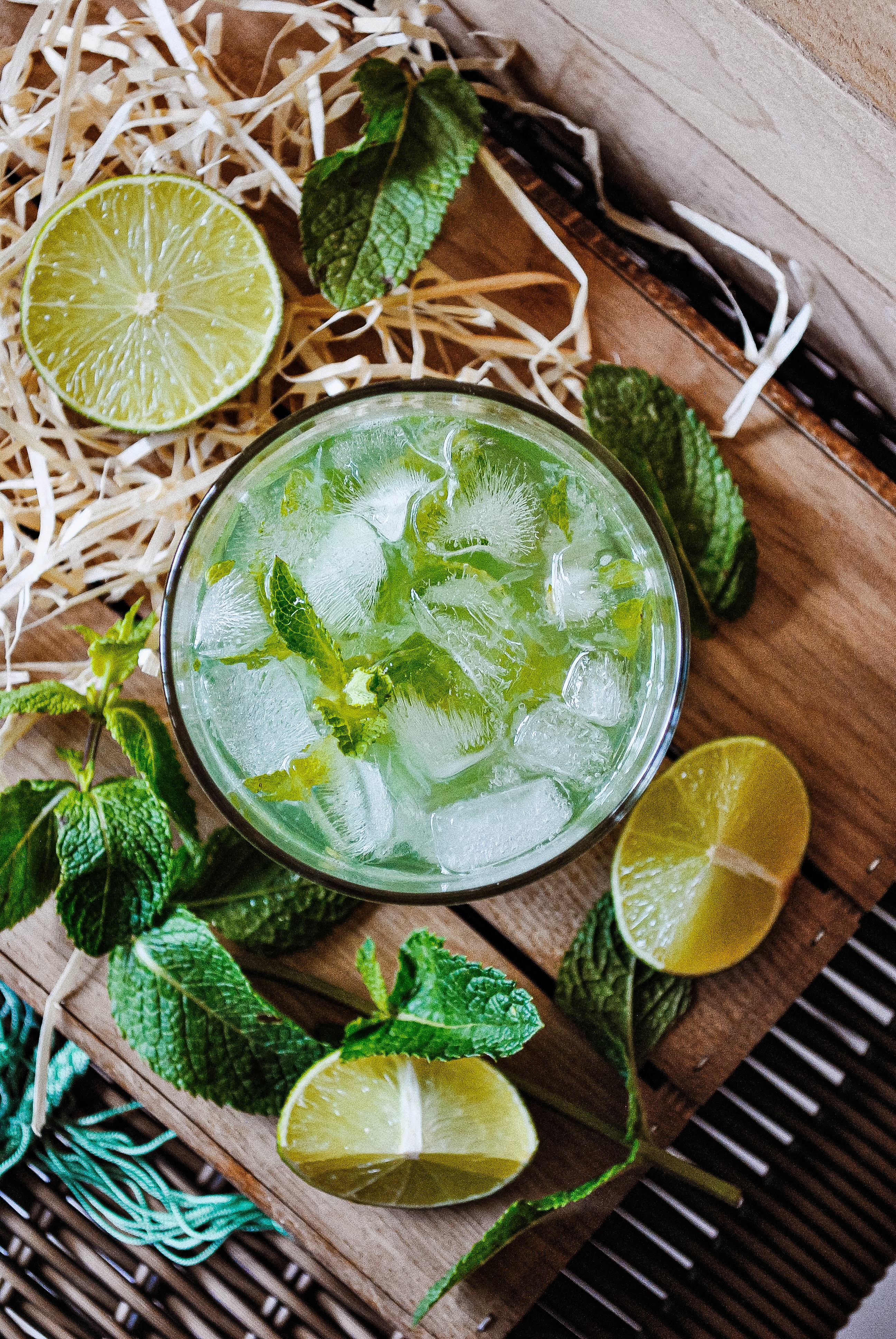 Herb ice cubes antiinflammatory nutrition Evie Whitehead