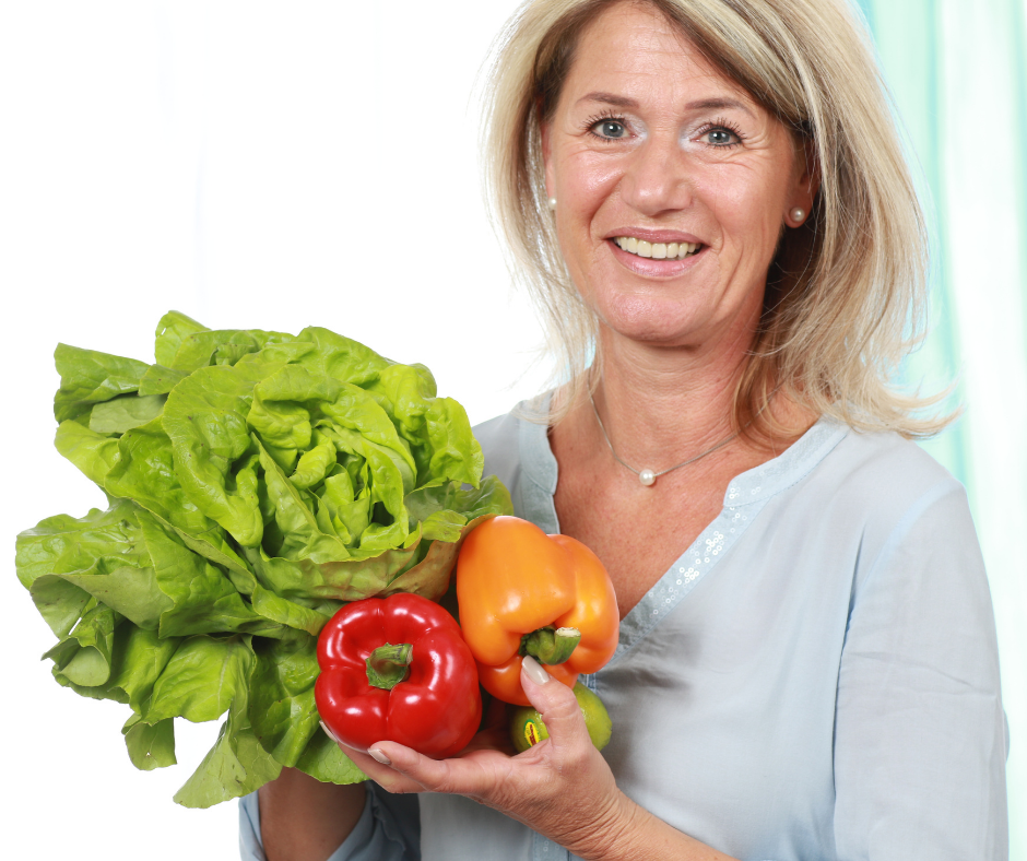 nutrition for a better menopause
